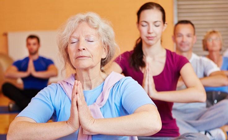 Gruppen-Meditation
